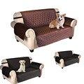 Чехол для дивана для собак  водонепроницаемый протектор  растягивающееся сиденье для дивана  двусторонняя мебель  кресло для двоих/трех чел...