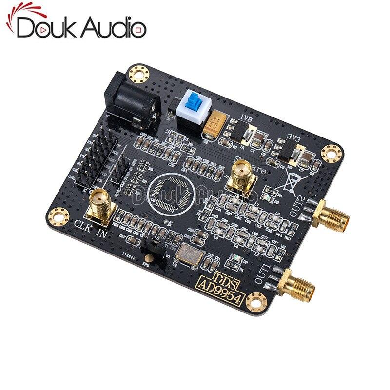 AD9954 DDS Signal Generator Module 400M Frequency RF Signal Source Development