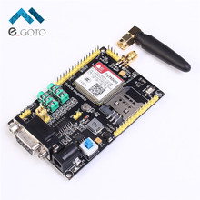 SIM800 Развития Борту Модуль Поддержка GSM GPRS 3.3/5 В TTL Уровень Управления 6 в ПОСТОЯННОГО ТОКА-24 В Для Arduino 51 MCU STM32