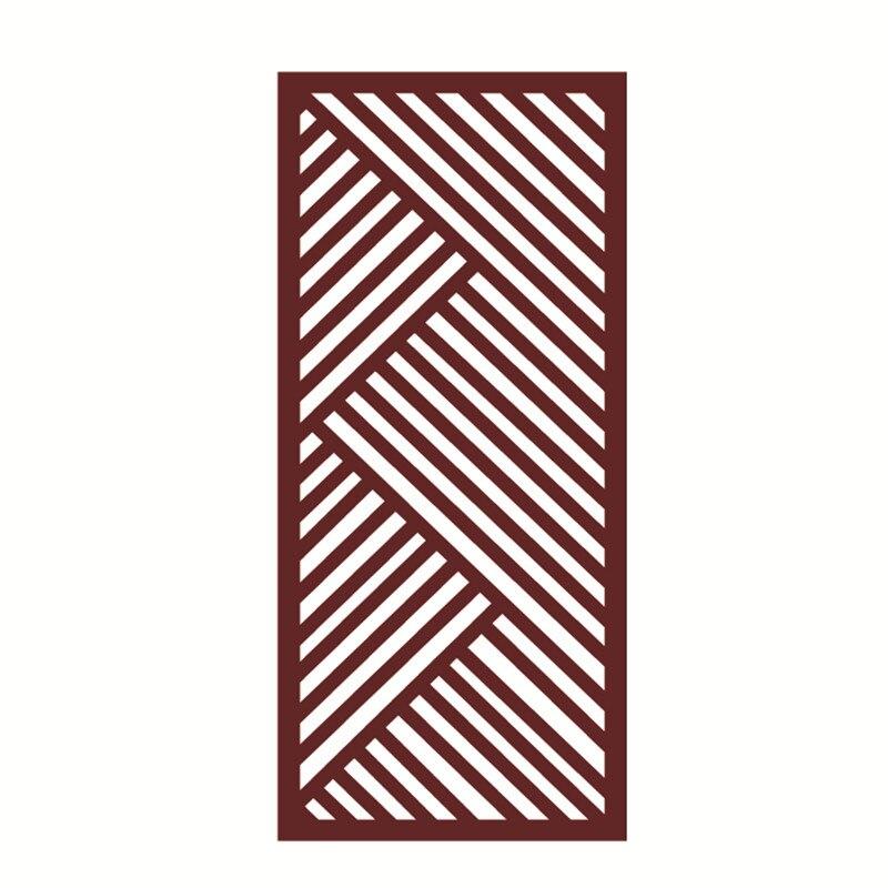 Oblique Line Metal Cutting Dies for Scrapbooking DIY Photo Album Embossing Folder Paper Card Making Stencils Decor Supplies in Cutting Dies from Home Garden