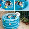 Natación infantil poolInflatable Inflar Para Niño niños Piscina Bañera Plegable Engrosamiento de Seguridad Recién Nacido bañera Bebé