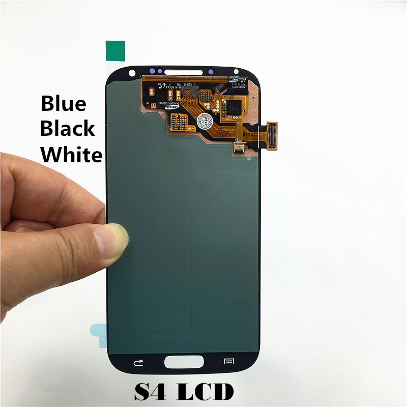 Top Quality Phone font b LCD b font Replacement For Samsung Galaxy SIV S4 i9500 i9502