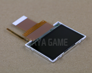 Image 4 - Alta qualidade original nova tela lcd com cabo flexível peças de reparo para gameboy micro gbm