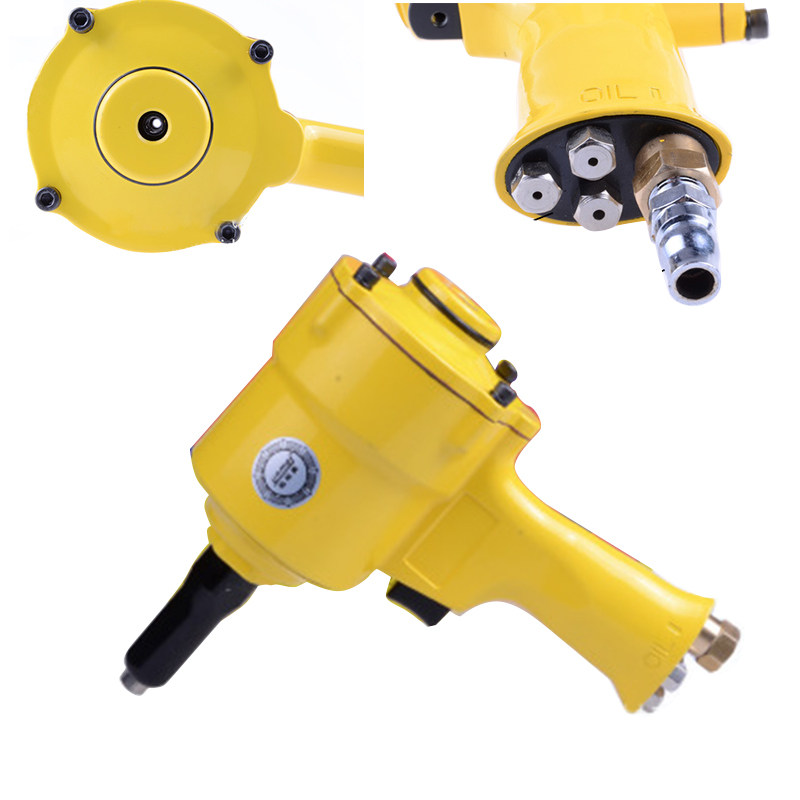 цена на Pneumatic Air Riveter Riveting Pull Plier Gun for Rivets 2.4mm 3.2mm 4.0mm 4.8mm Industrial Air Riveters Pulling Pullers