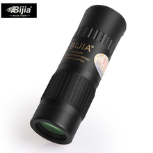 Best Buy BIJIA Monocular 15-80X magnifications scope pocket-size Telescope  High Power  zoon Monocular for Outside sports/Opera
