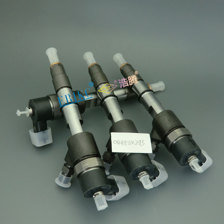 ERIKC auto engine injector 293, common rail injector 0445110293 and injection 0445110293 for Great Wall, Hover