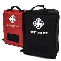 Пустая сумка для аварийных комплектов наружная многофункциональная дорожная медицинская сумка тактическая аптечка сумка для хранения кре...