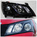 Geely новый Emgrand 7 EC7 EC715 EC718 Emgrand7 E7, RS, Автомобиль фар в сборе