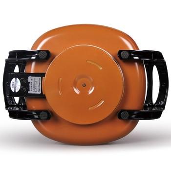 Padella Elettrica | Di Modo Coreano Multi-funzione In Acciaio Inox Padella Elettrica Piatto Caldo Elettrico Padella Antiaderente 3-velocità Di Temperatura Di Regolazione