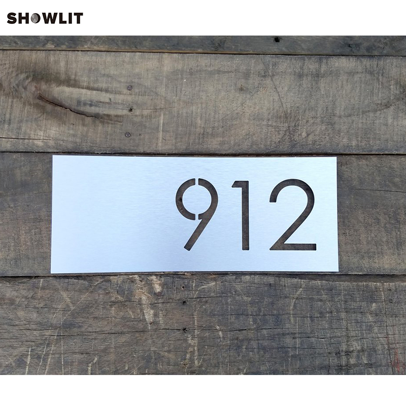NUMBERS ADDRESS PLAQUE MODERN MINIMALIST CUSTOM MADE SIZES AVAILABLENUMBERS ADDRESS PLAQUE MODERN MINIMALIST CUSTOM MADE SIZES AVAILABLE