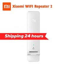 Xiaomi wifi повторитель 2 усилитель расширитель 2 Универсальный Repitidor Wi-Fi удлинитель 300 Мбит/с 802.11n Беспроводной