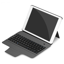 For iPad Pro Keyboard Case -Ultra-thin Smart Stand Folio Cover Wireless Bluetooth Keyboard for Apple iPad Pro 12.9-inch Tablets ultra slim shell abs plastic folio wireless bluetooth keyboard carrying stand case cover for apple ipad air 2 ipad 6 9 7inch