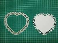 Big Love Metal Die Cutting Scrapbooking Embossing Dies Cut Stencils Decorative Cards DIY Album Card Paper