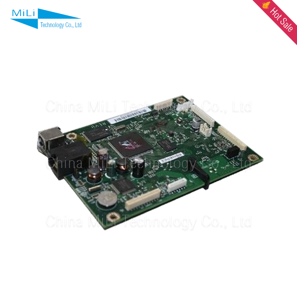 GZLSPART For HP PRO200 200 251N HP200 HP251 Original Used Formatter Board CF152-60001 Printer Parts On Sale