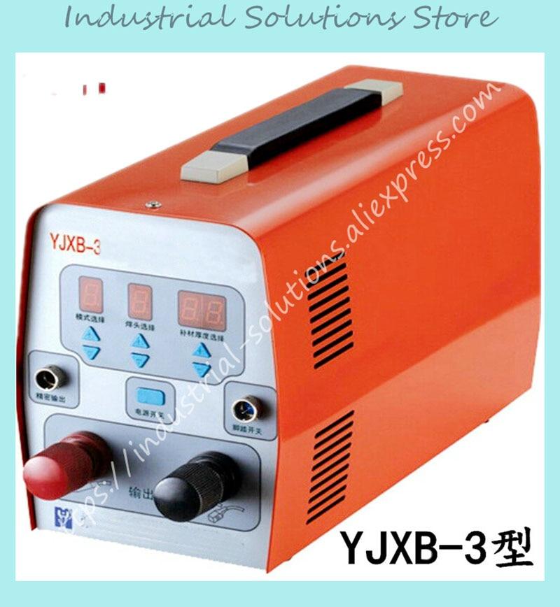 YJXB-3 Steel & Casting Repair Welder Cold Welder YJXB-3 Welding Machine YJXB-3 repair welding machine YJXB-3 dx 30a jewelry laser welder handheld mini laser spot welding machine for xbox chip repair