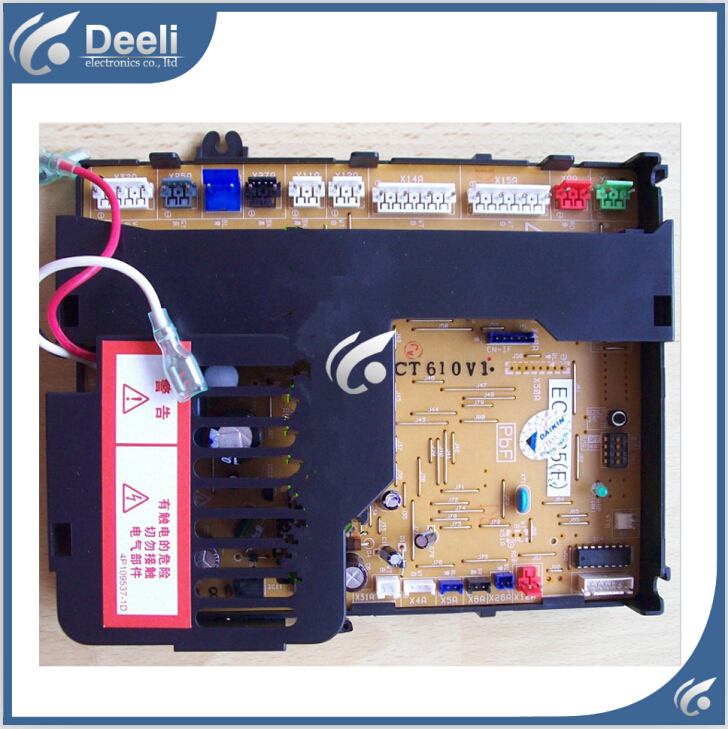 95% new good working 100% new for air conditioning computer board EC0435 RY125DQY3C\RY71DQY3C 3P157127-2 95% new good working for daikin air conditioning ry125dqy3c motherboard computer board ec0435 5 horses outside board on sale