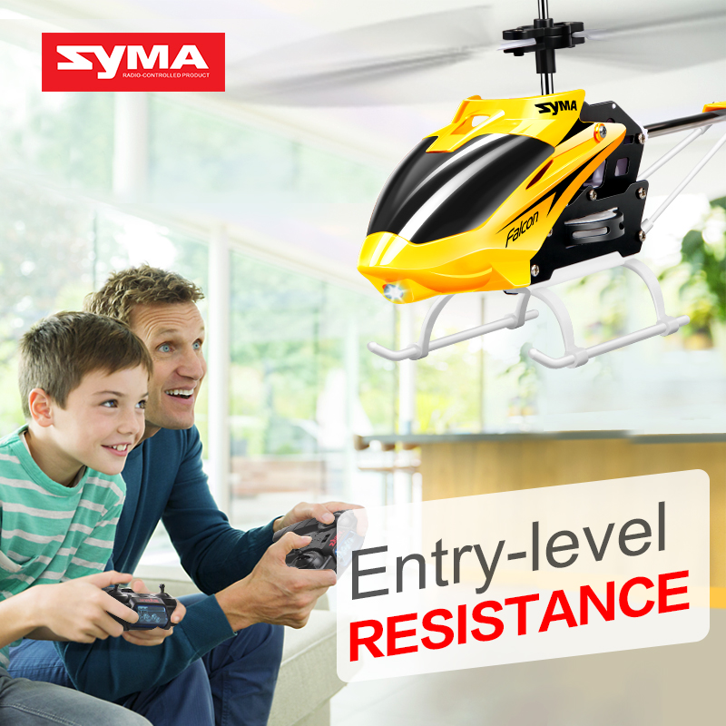Hot Sale Brand Syma W25 Mini RC Drone Radio Remote Control Helicopter With Flashing LED Night Light Toys for Children Gift