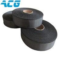 3K/6K/12K carbon fiber tape Overlock carbon tape high temperature resistance