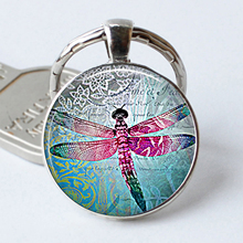 Buy dragonfly key chain and get free shipping on AliExpress.com d50cee9eb