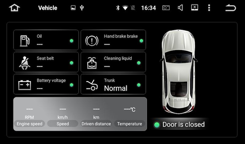 VW info