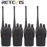 Walkie Talkie BF 888S Baofeng 5W UHF 400 470MHZ 16CH Portable Handheld Radio Scan Monitor Two
