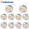15W 10W 7W LED Bulb GU10 COB 220V Led Spot Light GU10 Spotlight Bulb Lamp Light Gu10 Led Dimmable AC85v-265v Super Bright 10pcs