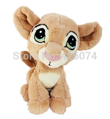 New The Lion King Baby Nala Stuffed Animals 25cm Kids Plush Toys For