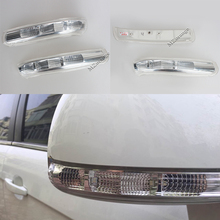 New car rear view mirror led Rear/Left side turn signals light For Chevrolet Captiva 2007-2011 2012 2013 2014 2016 rearview lamp
