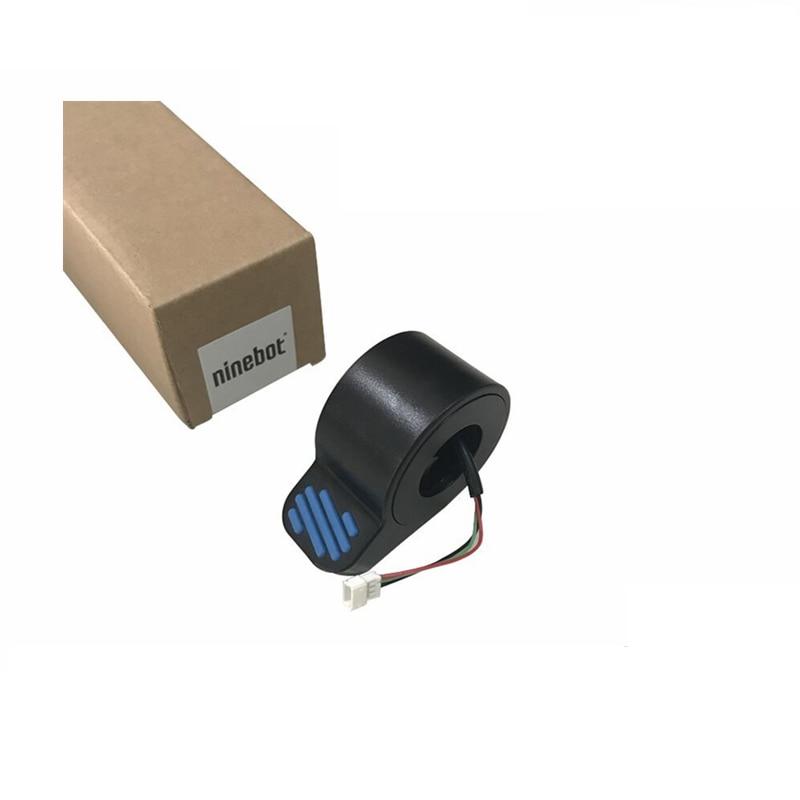 D'origine Ninebot Électrique Accélérateur Accessoires Assemblée pour Kickscooter Ninebot ES1 ES2 ES3 ES4 Scooter Booster Kit