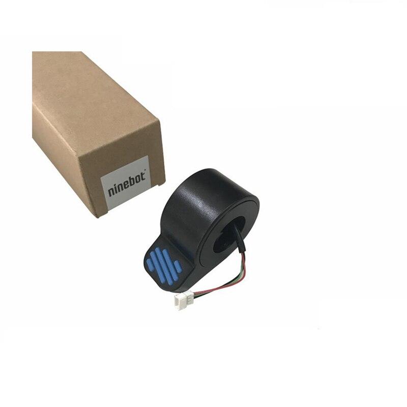 Originale Ninebot Elettrico della Valvola A Farfalla Dell'acceleratore Accessori Per il Montaggio per Kickscooter Ninebot ES1 ES2 ES3 ES4 Scooter Kit di Potenziamento