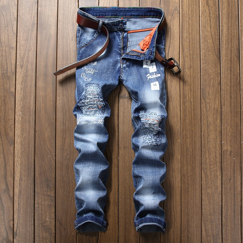 Online Get Cheap Fashionable Jeans Men -Aliexpress.com | Alibaba Group