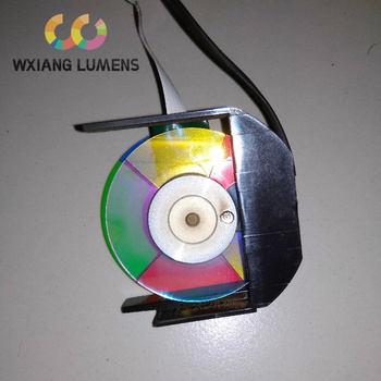 Projector Dichroic Color Wheel with Housing Fit for BENQ MP515