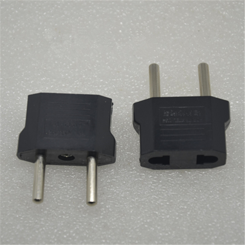 1pc New EU To China Plug Adapter Socket Plug Converter Travel Electrical Power Adapter Socket China To EU Plug eu plug adapter power travel converter