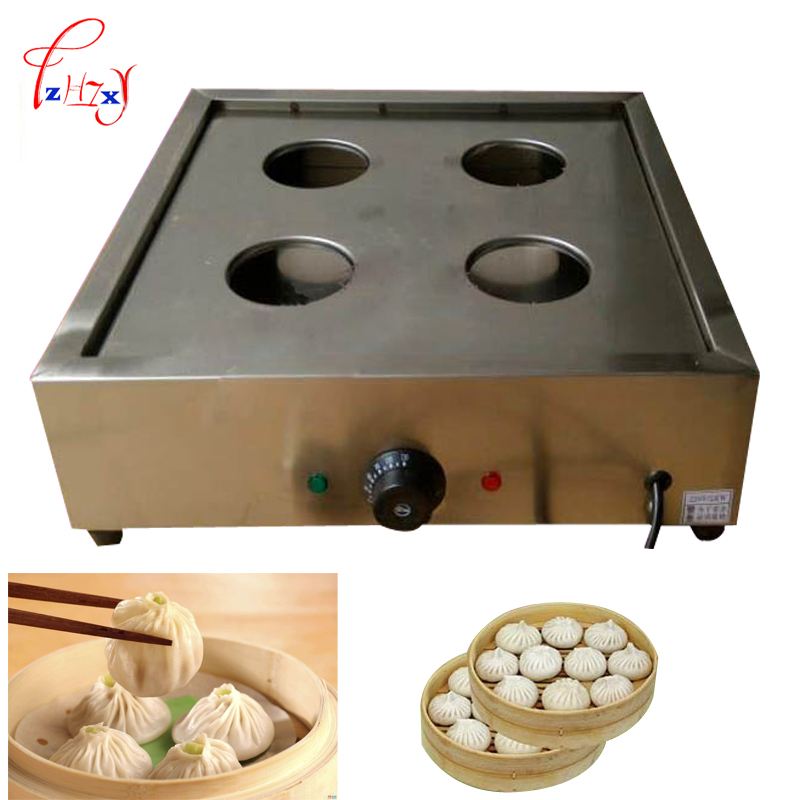 Commercial Steam Electric Multifunction Steam Machine Stuffed Sandwich Machine 220v Heating Type Steaming Furnace 2000 W 1pc