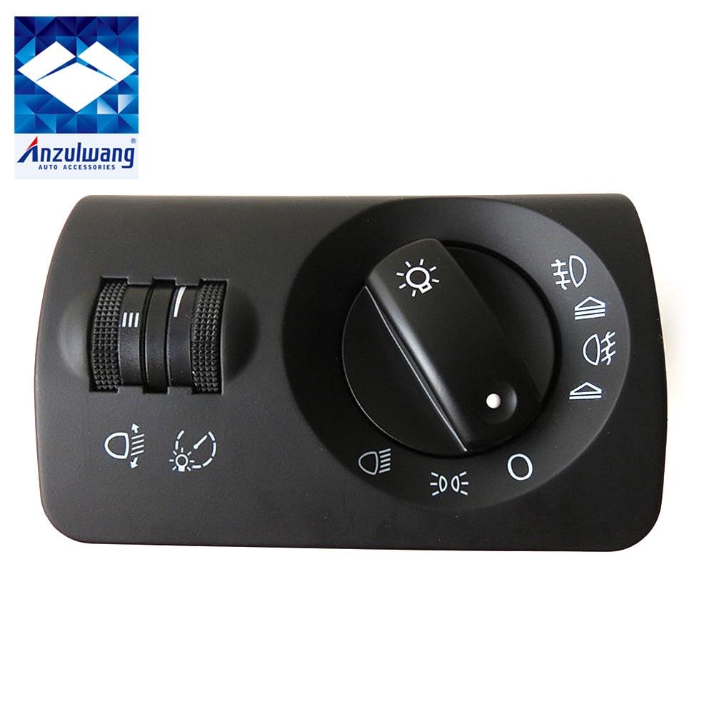 Headlight Switch Cover Repair for 4B1941531E