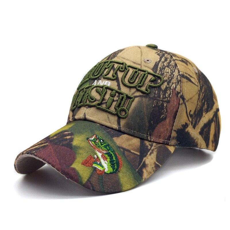 2018 Primavera Verano hombres camuflaje ejército cadete Cap Casquette Desert Camo gorra de béisbol sombrero pesca caza desierto sombrero