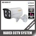 Sony IMX322/OV2710 1080 P 2-МЕГАПИКСЕЛЬНАЯ 4 шт. светодиодов массива POE IP камера ONVIF Водонепроницаемые ИК CUT Ночного Видения Подключи и Играй