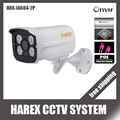Sony IMX322 / OV2710 1080P 2MP 4pcs array leds POE IP Camera ONVIF Waterproof Outdoor IR CUT Night Vision Plug and Play