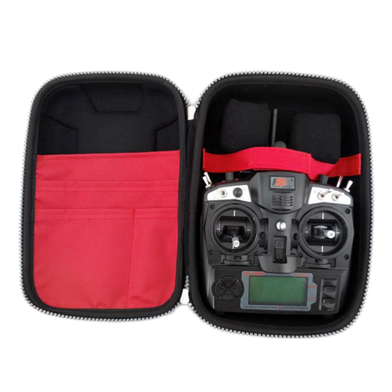 FPV bag Universal RC Transmitter Bag Remote Controller Bag for RC Walkera Devo 10 Radiolink AT9 AT10 JR Flysky FS I6 TH9X