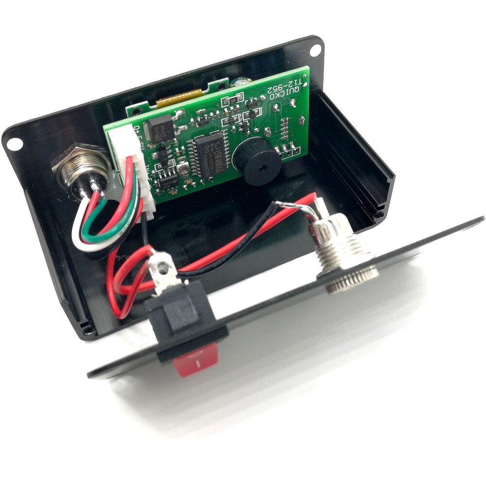 Image 5 - T12 942 OLED MINI soldering station Digital electronic welding iron DC Version Portable without power supply QUICKOwelding iront12 oledelectronics welding -