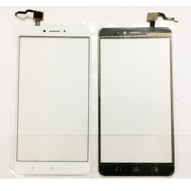 """5pcs/lot New Touch Screen For Xiaomi Mi Max 2 6.44""""Touch Screen Digitizer Glass Panel"""