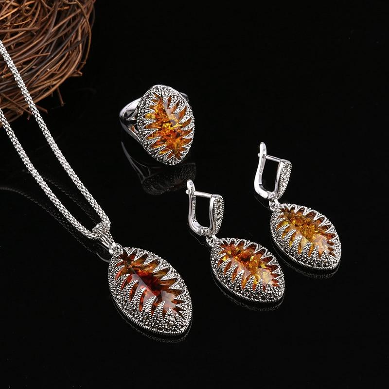Feelgood Jewellery Vintage արծաթե գույնի - Նորաձև զարդեր - Լուսանկար 3