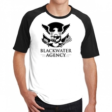 3d3682902 Fashion New Private Army Blackwater dyncorp military navy seal black T Shirt  M-3XL Tee