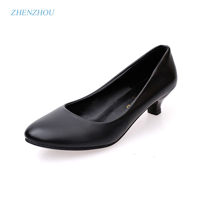 New rough merchandising shoes for the fall of 2017 Mother shoes Middle-aged women's shoes Large size round toe leather shoes dvd диск smokie gold 1975 2015 40th anniversary edition 3 dvd
