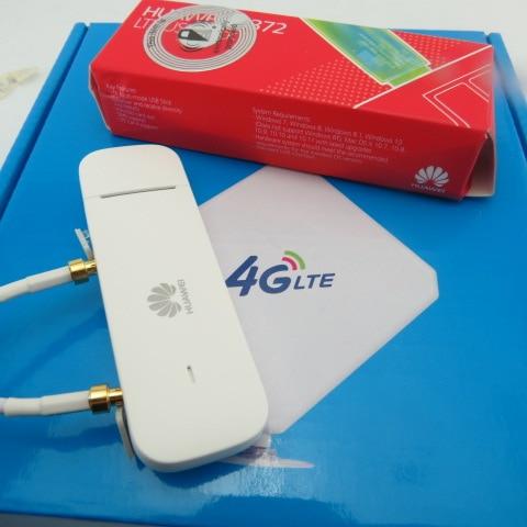 ФОТО Original Unlock HUAWEI E3372 E3372h-607 150Mbps 4G LTE USB Mode +CRC9 CONNECTOR 35DBI 4G EXTERNAL ANTENNA BOOSTER SIGNAL Antenna
