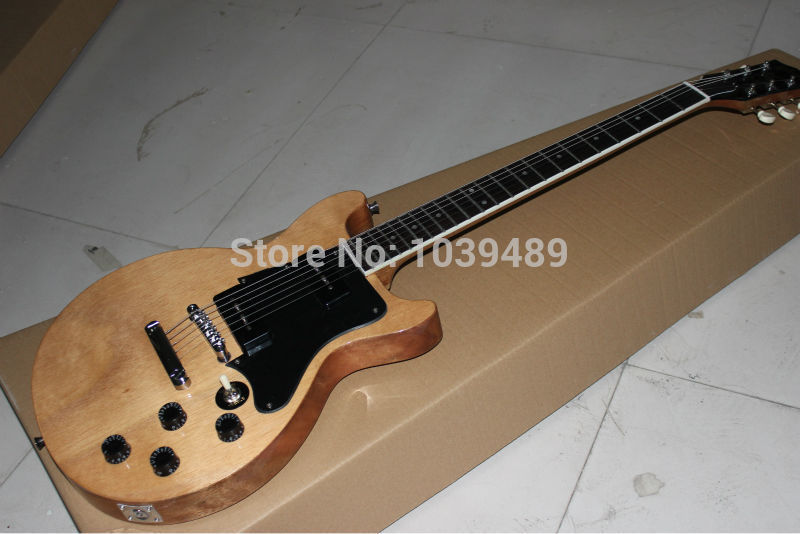 Vicers  New Arrival Hot Selling LP G Junior Standard P90 Pickups  Electric Guitar In Stock Wholesale & Retail in stock vicers slash afd electric guitar les chinese paul lp style standard electric guitar with good quality guitarra