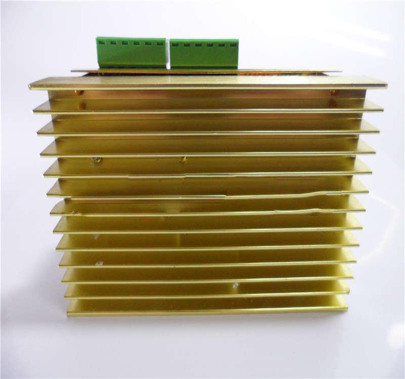 Gebruikt originele 2HB605MAE/YJ-618M Twee Fase Stepper Driver Onderverdeling Huidige verstelbare 0-5A