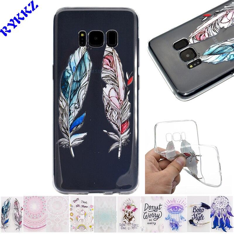 Case for Samsung SM G955FD Galaxy S8 Plus SM-G955FD G955F TPU Case for Samsung S 8plus SM G955 silicagel phone bag