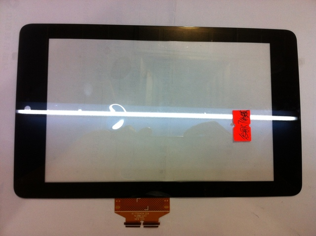 Touch Screen Digitizer Glass Panel Replacement parts for Google Nexus 7