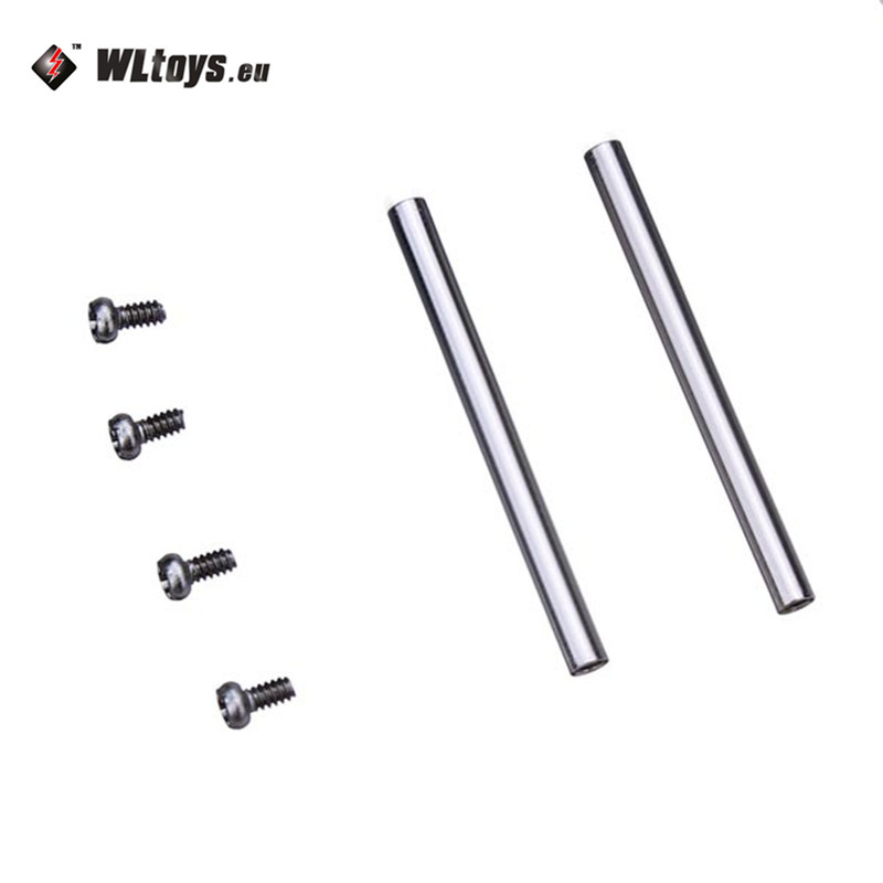 2018 New Arrival WLtoys V966 V977 RC Helicopter Parts Horizontal Axis Set V966-002 v966 004 main blade clip parts for wltoys v966 v977 rc helicopter